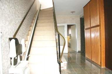 ... Treppe Mit Lift ...