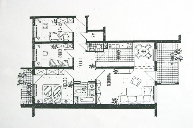Wohnung Limburgerhof