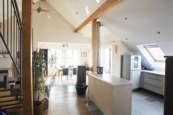 angebote kauf mutterstadt reserviert dachgeschoss wohnung mit loft charakter in. Black Bedroom Furniture Sets. Home Design Ideas